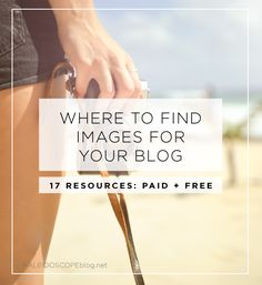 Where to find paid and free images for your blog Kaleidoscope Blog