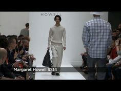 Menswear: Margaret Howell SS14 at London Collections Men (16th - 18th June 2013)
