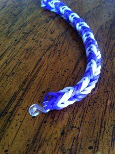 loom bracelet instructions step by step