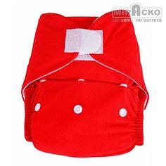 Willy Cloth Diaper Pocket Velcro (develop by Mipacko) Cover  Outer (100% Polyester ): dengan bahan breathable PUL ( polyurethane laminated ) yang anti bocor ( waterproof ) tetapi mempunyai pori-pori yang bisa mengeluarkan uap panas sehingga tidak membuat bayi kepanasan walaupun untuk jangka pemakaian yang lama. Insert memakai kain bambi skin yang halus di permukaan kulit bayi,  juga menggunakan 3x3 kancing pengatur ukuran sehingga bisa pas digunakan bayi dari lahir hingga potty training…
