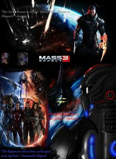 Mass Effect 3: The End by CCI545