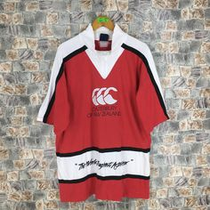 #clothing #shirt #uglyrugbyshirt #rugbypoloshirt #canterburyrugby #benettonrugbyshirt #menrugbypoloshirt #cccrugbysports #newzealandrugby Canterbury New Zealand, All Blacks Shirt, Vision Street Wear, New Zealand Rugby, Adidas Three Stripes, Vintage Outfits, Trending Outfits, Mens Tops, Scrappy Quilts
