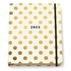 2015 kate spade new york large 17-month agenda | Lifeguard Press