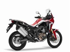 Honda libera fotos e detalhes da nova Africa Twin 2016 - MOTO.com.br