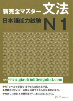 Sách Luyện Thi N1 Shinkanzen masuta Ngữ Pháp