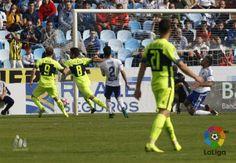 El Elche vence por 1-3 en la Romareda con una gran actuación de Pelayo y Nino. @Elche #9ine