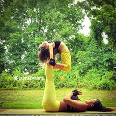 Mother-Daughter Yoga - Laura Kasperzak Instagram Photos - Redbook