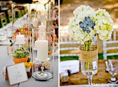Going Green Never Looked So Good | Succulent Wedding Trends / see more at www.truephotographyweddings.com