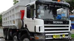 VENTA DE VOLQUETE SCANIA P400 Se vende Volquete Modelo: Scania P400Año : 200 .. http://lima-city.evisos.com.pe/venta-de-volquete-scania-p400-id-644186