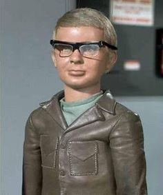 Joe I love the idea of a kid who blows shit up and shoots people. Epic Supermarionation series by Gerry Anderson. Puppets are so much more fun than people. Christopher Eccleston, Doctor Who, Joe 90, Thunderbirds Are Go, Theme Tunes, Tv Themes, Kids Tv, Thing 1, Vintage Tv