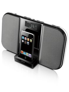 On The Go encore – iF350 Speaker portatile per iPhone e iPod con radio FM (CONFEZIONE ROVINATA) prezzo 88.99€