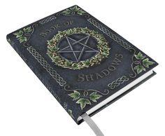 Book of Shadows | Journal | Hardback | Embossed Ivy
