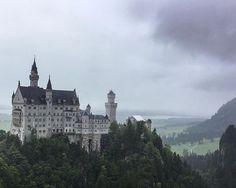 // in a Bavarian fairytale // Neuschwanstein Castle   Schwangau, Germany   German Castles   European Castles