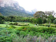 Kirsenbosch botanical gardens