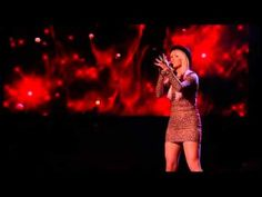 Amelia Lily sing-off. You and I - The X Factor 2011 Live Show 7