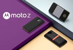 Unlocked Moto Z and Moto Z Play Coming to the US in October