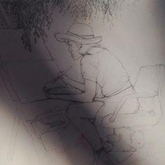 I drew an eem