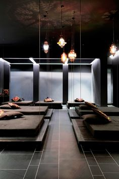 The spa features luxe facilities like this Turkish hammam. Falkensteiner Hotel & Spa Iadera (Zadar, Croatia) - Jetsetter