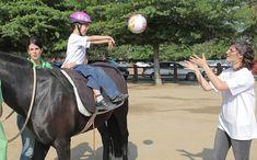 Hipoterapia, terapia alternativa con caballos - http://www.noticaballos.com/hipoterapia-terapia-alternativa-con-caballos.html
