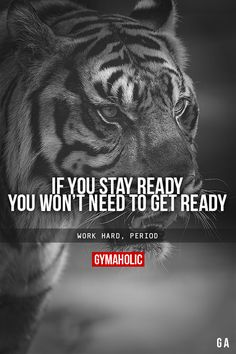 If You Stay Ready