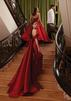 burgundy prom dress dress with detachable skirt prom dresses dress long dress dress Evening Dresses, Prom Dresses, Formal Dresses, Dress Prom, Dress Long, Couture Dresses, Fashion Dresses, Look Formal, Looks Style