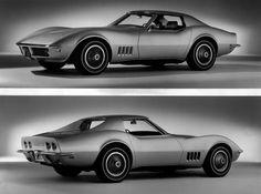 1968 corvette stingray (C3)