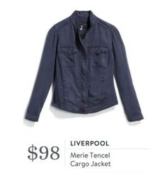So expensive but I love this jacket! And maybe a different color would look nice too