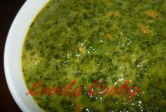 Soupe épinards/lentilles/pdt aux saveurs indiennes