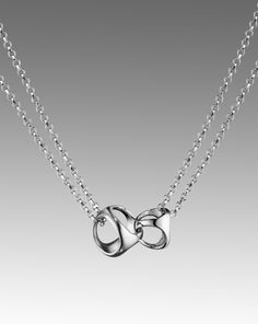 Linked by Love necklace