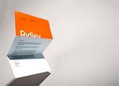 Beautiful design! Wonderful use of doing something different than just the same ol' same ol'. Ridley on Behance