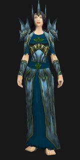 Enigma Vestments - Transmog Set - World of Warcraft