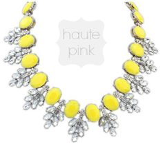 "Yellow Leaves Necklace Quantity: 1 Price: $22 To purchase, comment ""sold"" with your email address."