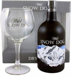 Gin   Wild Snow Dog  (c/copo)