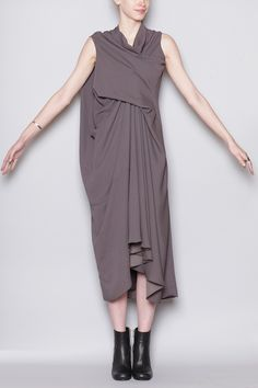 Rick Owens Abito Dress (Koolaid)