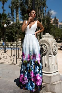 Ideas tropical bridal shower outfit show me for 2019 Evening Dresses, Prom Dresses, Summer Dresses, Formal Dresses, Pretty Outfits, Pretty Dresses, Shower Outfits, Beautiful Gowns, The Dress