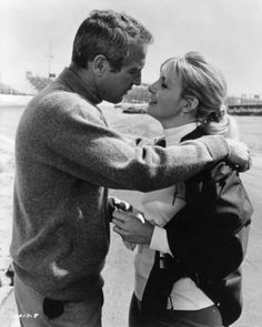 Paul Newman and Joanne Woodward                                                                                                                                                                                 More