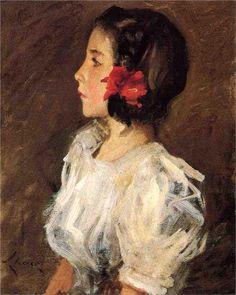 Dorothy,   William Merritt Chase