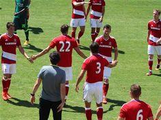 WATCH: Boro two Al-Ahli 0