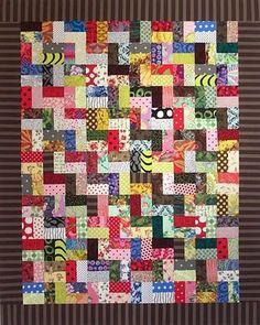 Rag Quilt Pattern Variations |