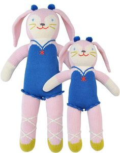 Knit Dolls by blablakids