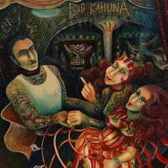 2048pixels wallpaper - The Big Kahuna by Lea Vendetta