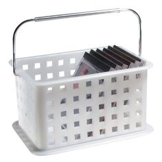 InterDesign Small Basket, Clear InterDesign http://www.amazon.co.uk/dp/B000QY9FL0/ref=cm_sw_r_pi_dp_IF5Vub0NQ2GRN