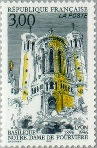 LYON - Notre Dame de Fourviere