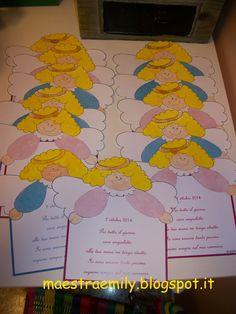 scuola dell'infanzia, bambini, classe, sezioni, festa dei nonni, festa angeli custodi, lavoretti, regali, idee Crafts For Kids, Arts And Crafts, Crayon Art, Winter Fun, Poinsettia, Reindeer, Projects To Try, Doodles, Education