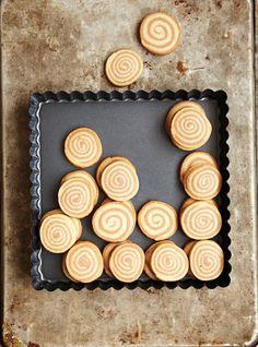 Biscuits roulés à la cannelle Recettes   Ricardo