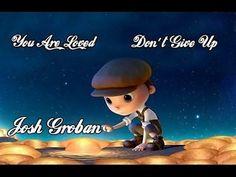 Josh Groban  You Are Loved (Don't Give Up) Tradução