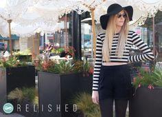 Polished Plaid   Relished blog    #ASOS Marketplace