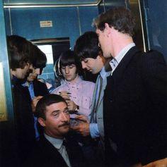 Haribol , George!!