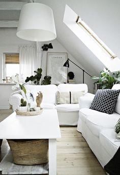 Salon na poddaszu - zdjęcie w serwisie Lovingit.pl (47858)