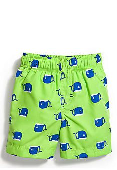 J Khaki� Swim Trunk Toddler Boys